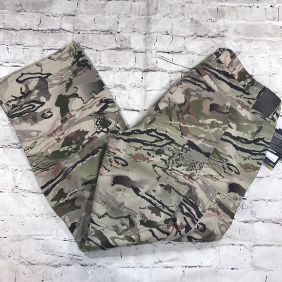 715dad5d5d9c3 Under Armour Pants   Ridge Reaper Barren Camo 42x32   Poshmark